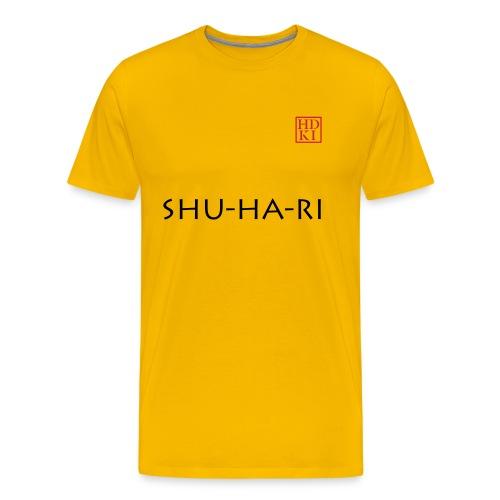Shu-ha-ri HDKI - Men's Premium T-Shirt