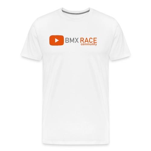 bmxlogov2 - Men's Premium T-Shirt