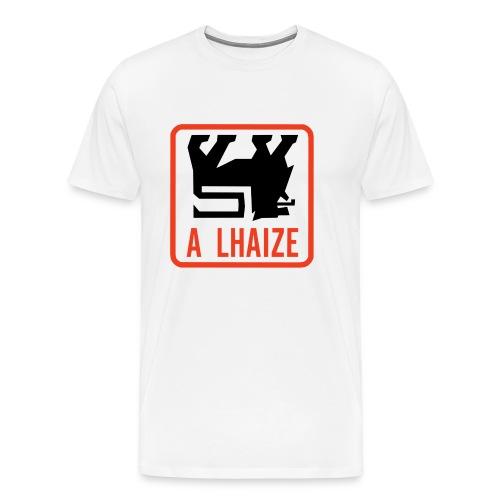 A LHAIZE - T-shirt Premium Homme