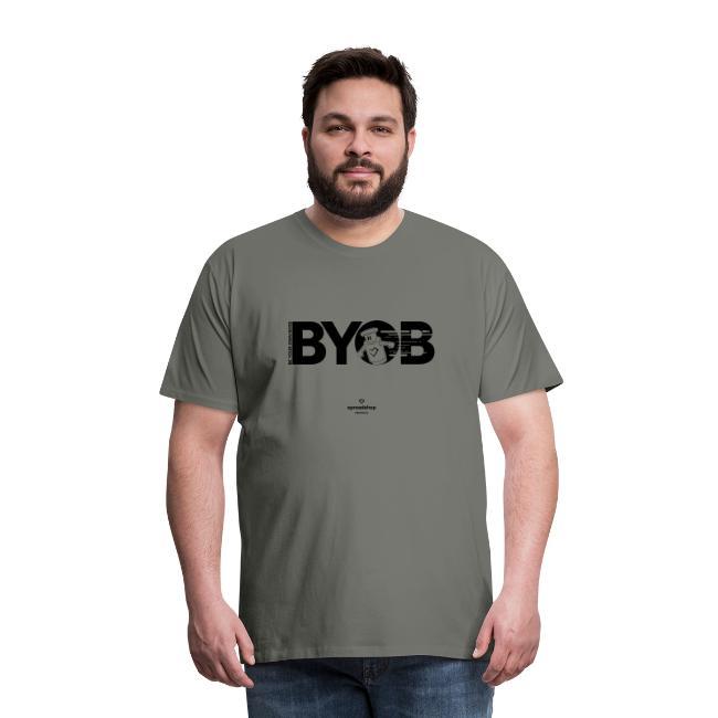 BYOB2 Dark Robot