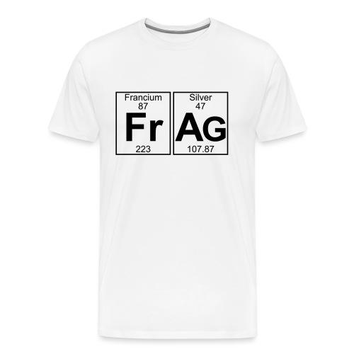 Fr-Ag (frag) - Full - Men's Premium T-Shirt