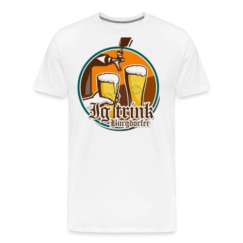 deivs png - Männer Premium T-Shirt