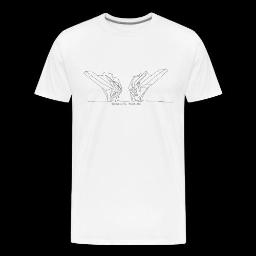 Serie 02 | Spomenik Tjentiste - Camiseta premium hombre