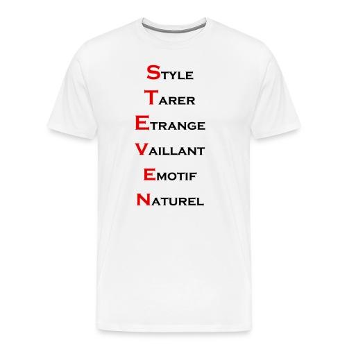 Test png - T-shirt Premium Homme