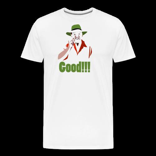 GOOD! - Maglietta Premium da uomo