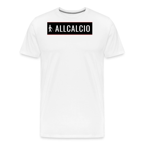 AllCalcio - Maglietta Premium da uomo