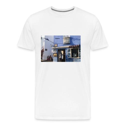 Pochette Single Senorita new png - T-shirt Premium Homme