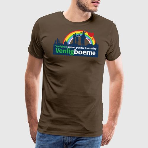 tshirtlogo png - Herre premium T-shirt