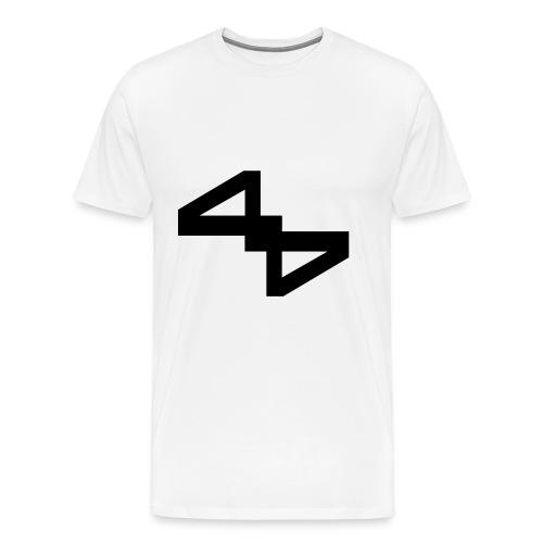 44.54 (collection N1) - Männer Premium T-Shirt
