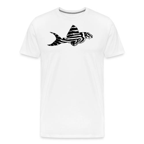 Hypancistrus zebra - Männer Premium T-Shirt