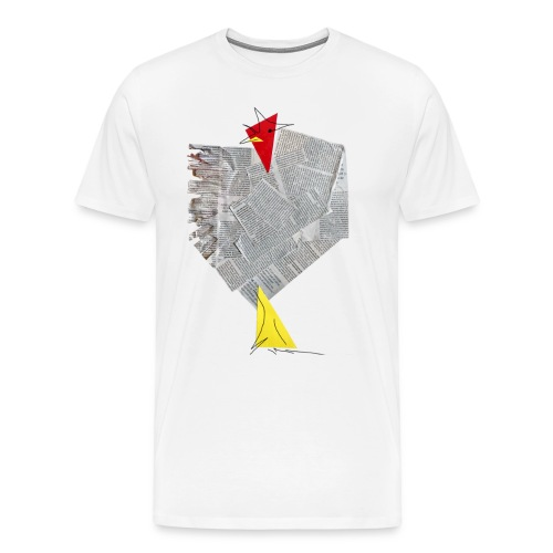 Gallodico - Camiseta premium hombre