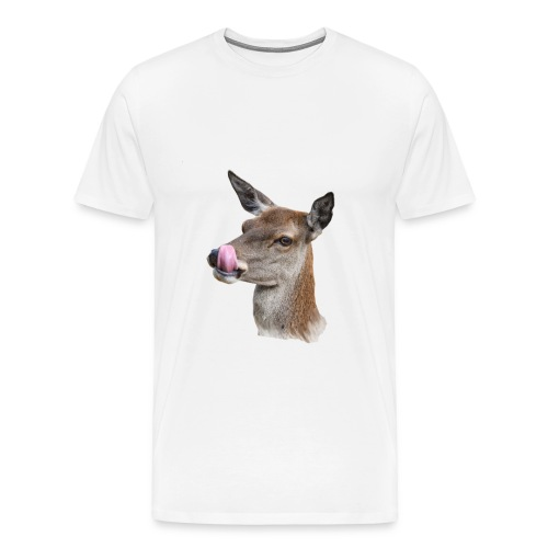 nasty goat - Mannen Premium T-shirt