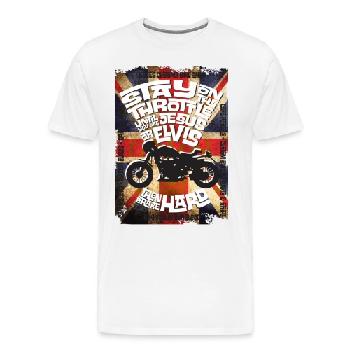 Kabes British Customs - Men's Premium T-Shirt