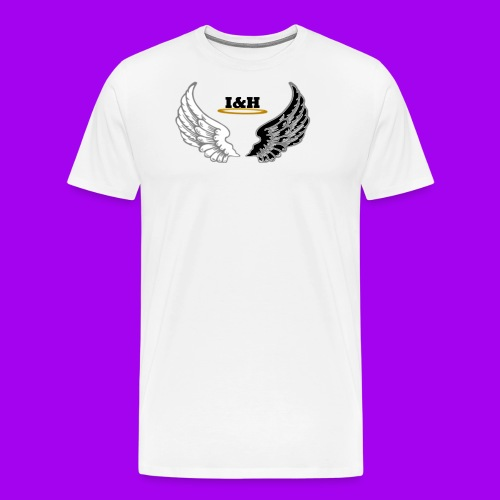 I&h wings - Men's Premium T-Shirt