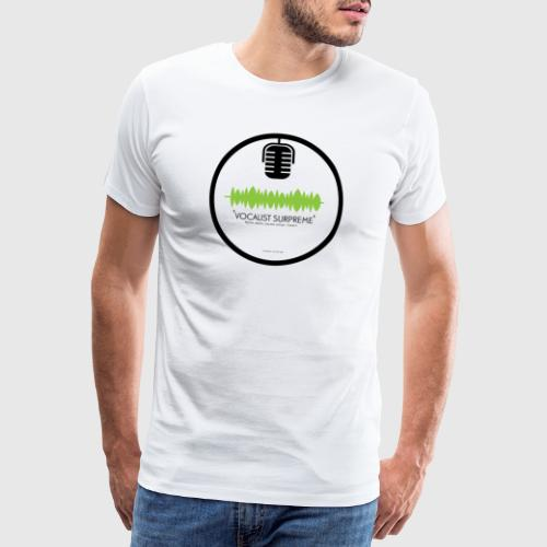 VOCALIST SURPREME - Herre premium T-shirt