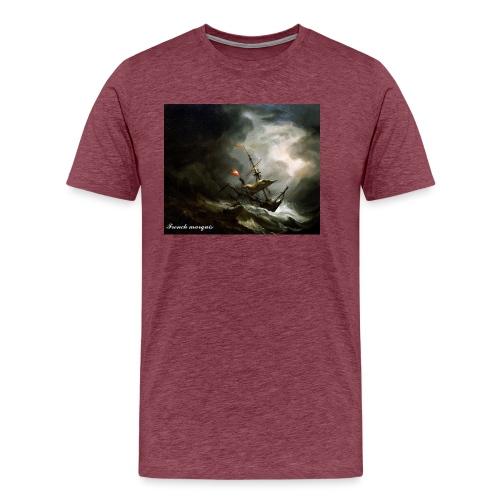 T-shirt French marquis Storm - T-shirt Premium Homme