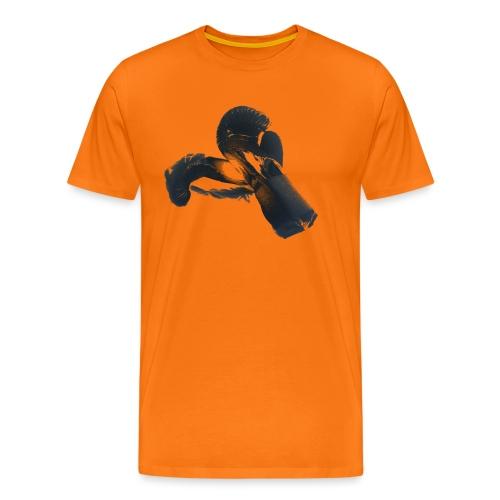 boxing gloves (Saw) - Men's Premium T-Shirt