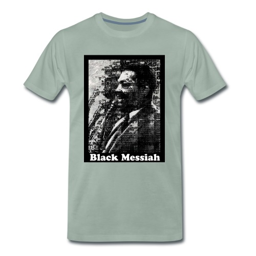 Cannonball Adderley Black Messiah - Men's Premium T-Shirt