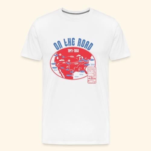 TShirtOntheRoad copy - Camiseta premium hombre