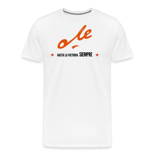 Che | Hasta la victoria siempre - Camiseta premium hombre