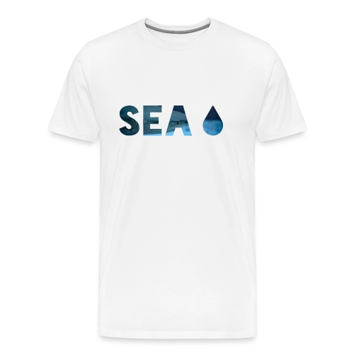 SEA - T-shirt Premium Homme