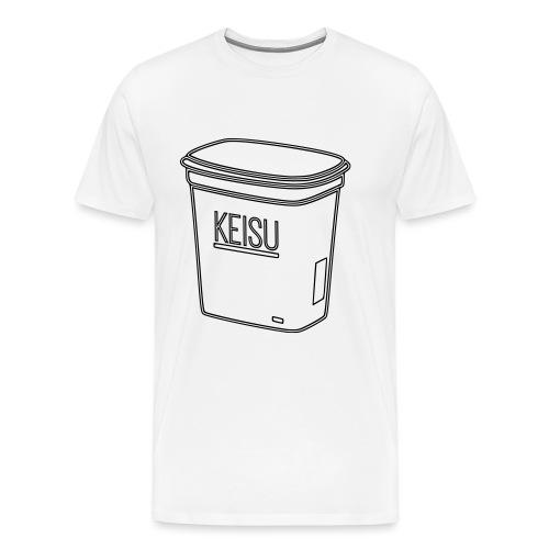 Keisu - Premium-T-shirt herr