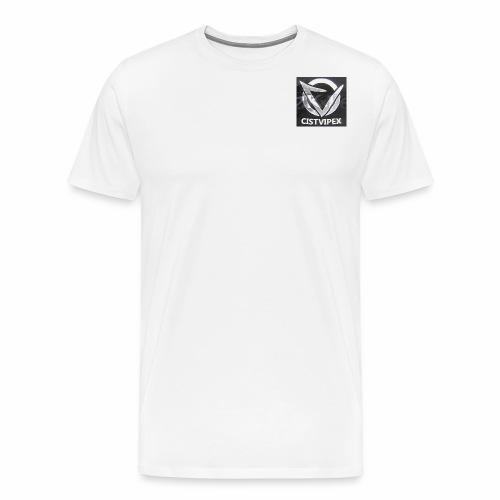 CistVipeX Logo 1 - Männer Premium T-Shirt