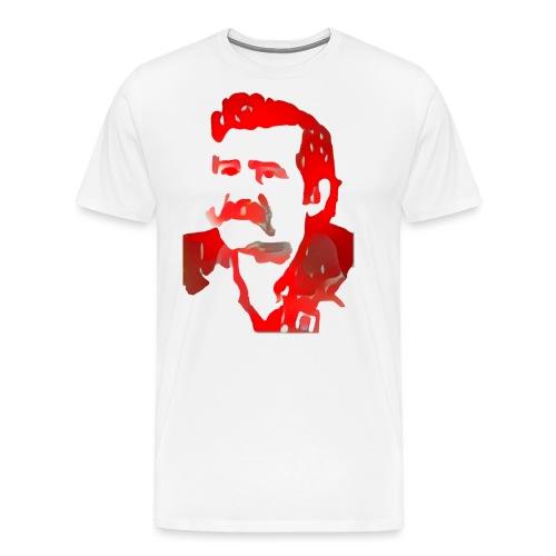 Solidarny - Koszulka męska Premium