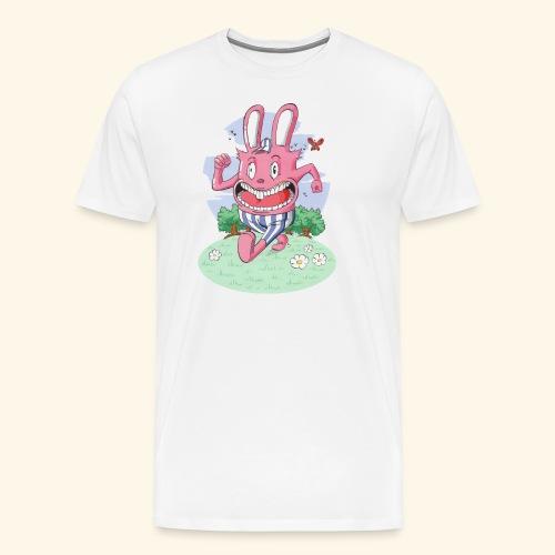 arnold le lapin - T-shirt Premium Homme