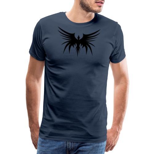 Phoenix Noir - T-shirt Premium Homme