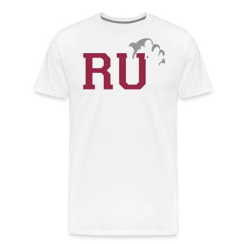 RUHIGH v - Men's Premium T-Shirt
