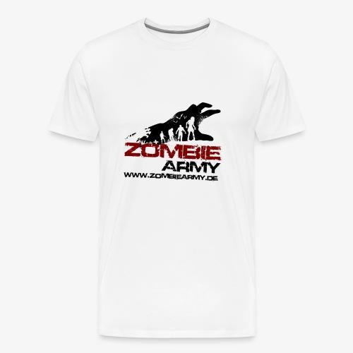ZA logo - Männer Premium T-Shirt