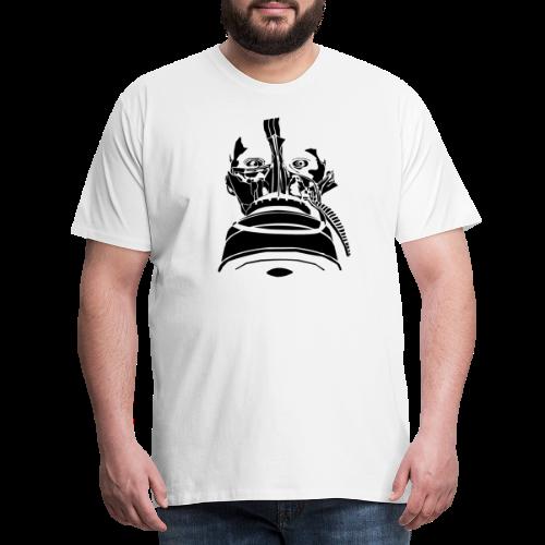 Mad   Man - Men's Premium T-Shirt