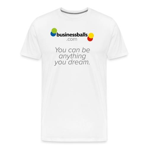 Logo 3 Tshirt3 - Men's Premium T-Shirt