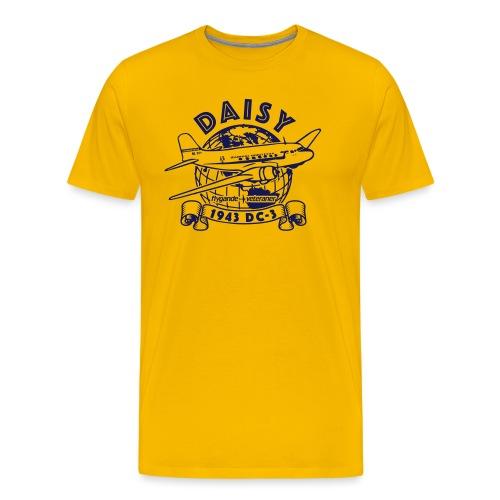 Daisy Globetrotter 1 - Premium-T-shirt herr
