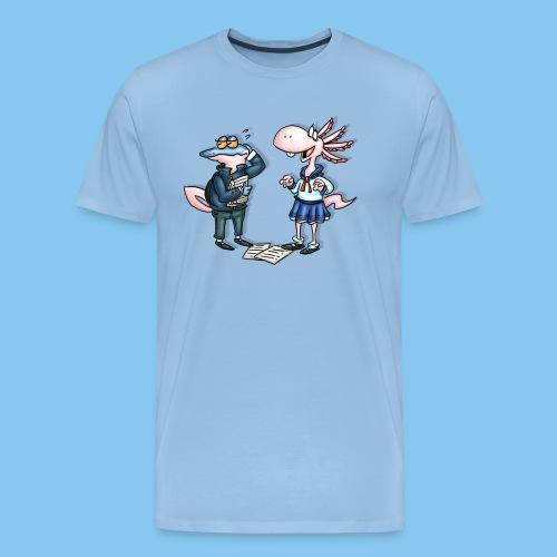 bakka2 png - Men's Premium T-Shirt