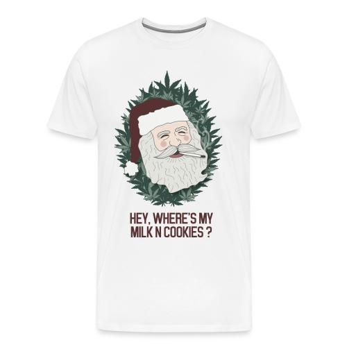 Haschtomte - Premium-T-shirt herr