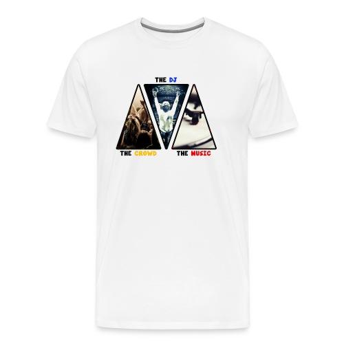 The 3 Elements - Men's Premium T-Shirt