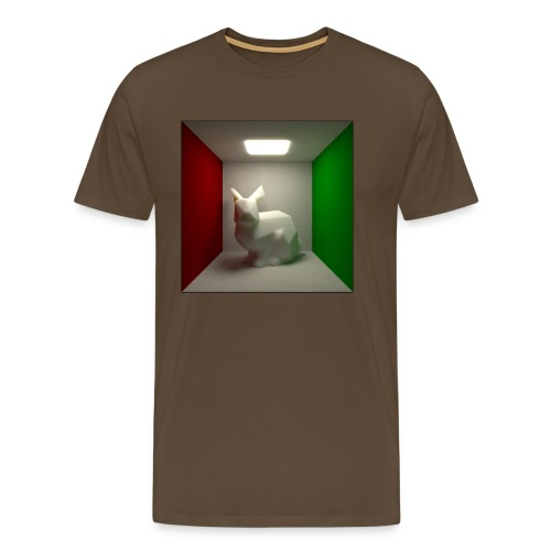 Bunny in a Box - Men's Premium T-Shirt