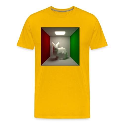 Bunny in a Box - Men's Premium T-Shirt