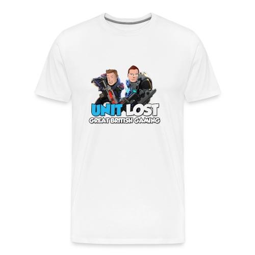 xcom png - Men's Premium T-Shirt