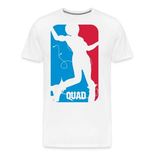 Tshirt Roller Quad (roller disco) - T-shirt Premium Homme