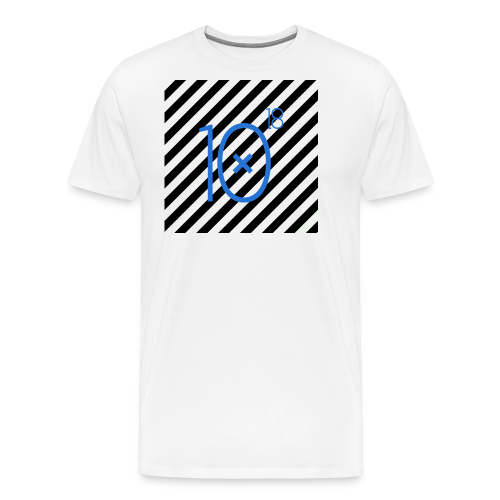 Stripes Tee - Koszulka męska Premium