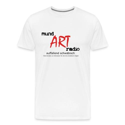 mundARTradio - Männer Premium T-Shirt