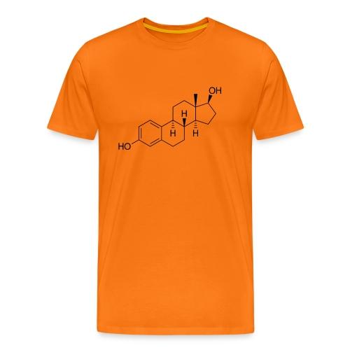 estrogen - Men's Premium T-Shirt