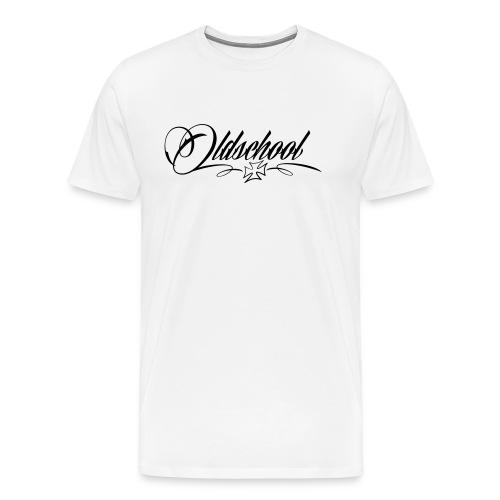 Oldschool Iron Cross - Männer Premium T-Shirt