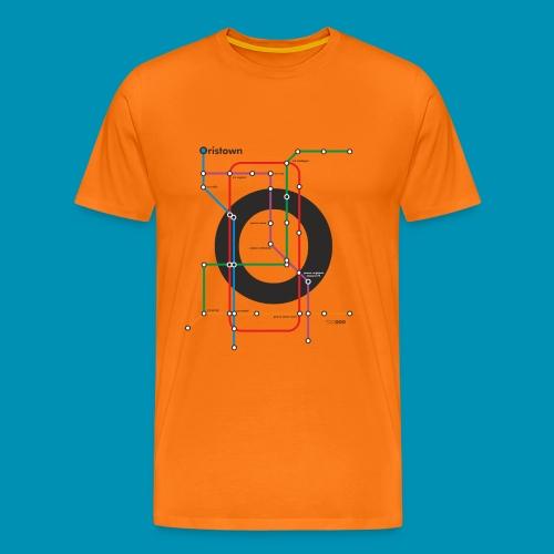 Oristown spring png - Maglietta Premium da uomo