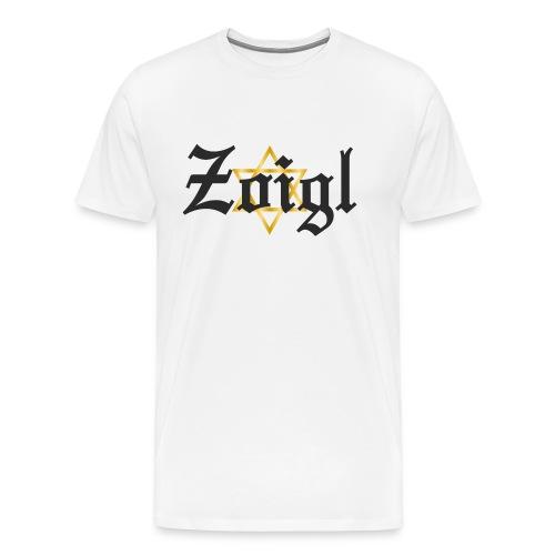 Zoigl Gold - Männer Premium T-Shirt