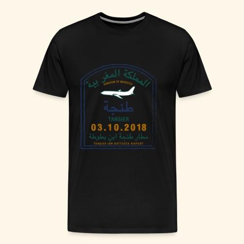 Tanger - T-shirt Premium Homme