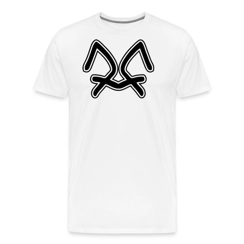 icon_black - Maglietta Premium da uomo